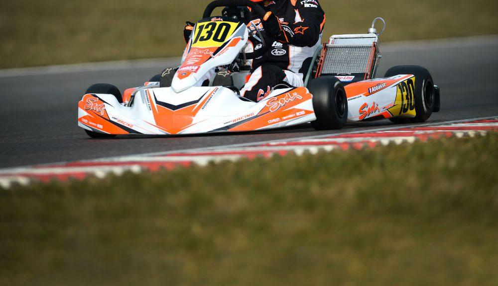 combinaison pilote karting